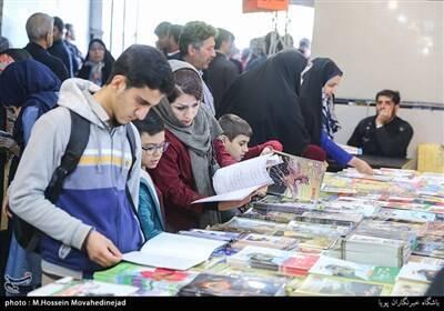 عکس/ روز دوم نمایشگاه کتاب تهران - 20