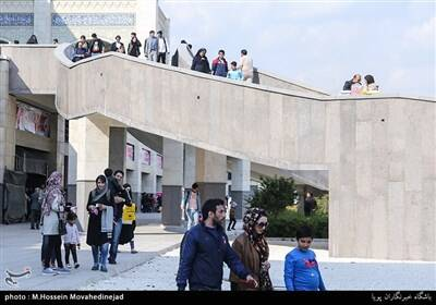 عکس/ روز دوم نمایشگاه کتاب تهران - 19