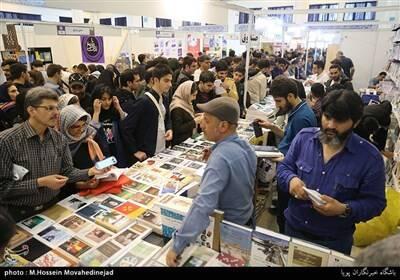 عکس/ روز دوم نمایشگاه کتاب تهران - 15