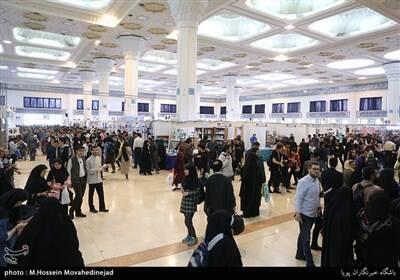 عکس/ روز دوم نمایشگاه کتاب تهران - 12