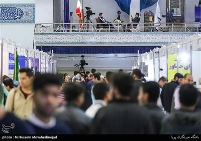 عکس/ روز دوم نمایشگاه کتاب تهران - 2