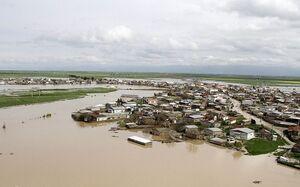 اعلام وضعیت اضطراری در آققلا