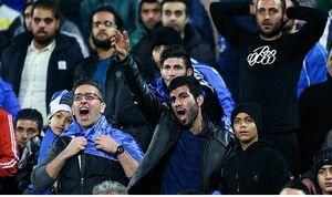 هواداران قلعهنویی به ورزشگاه آمدند +عکس
