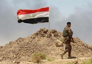 حمله هوایی آمریکا به پلیس عراق