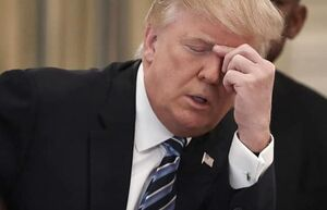 نیویورکتایمز: ترامپ مقابل ایران دیگر گزینهای ندارد