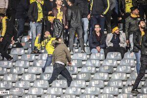 علت فوت یک هوادار در ورزشگاه آزادی