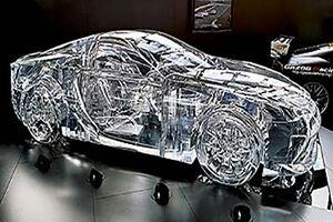 فیلم/ خودروی منحصربهفرد تمام شیشهای!