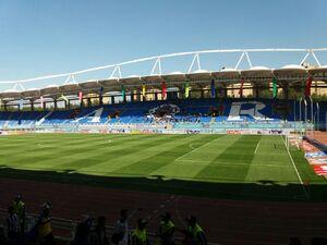 عکس/ حال و هوای ورزشگاه پیش از بازی استقلال