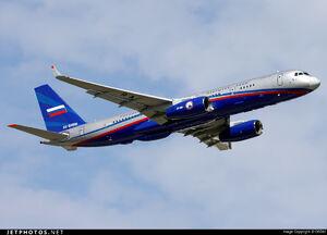 پرواز هواپیمای جاسوسی روسیه بر فرار آمریکا