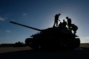 حال و روز پایتخت لیبی 4 هفته پس از آغاز درگیریها/ خارج شدن نیروهای دولت وفاق ملی از شوک/ توقف پیشرویهای نیروهای ژنرال حفتر در حومه طرابلس + نقشه میدانی و عکس