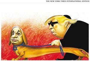کاریکاتور جنجالی «نیویورکتایمز»