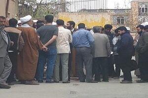 فیلم/ گلباران محل شهادت روحانی همدانی