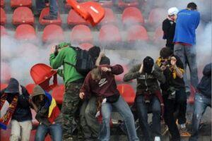 ریشههای خشونت در دنیای فوتبال