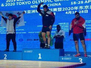 3 طلای فوق سنگین آسیا به ایران رسید