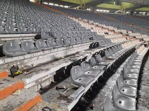 افشاگری رئیس یگان ویژه از چگونگی ورود مواد به استادیوم