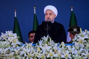 فیلم/ روحانی: هدف آمریکا کاهش درآمد ارزی کشور است