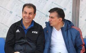 رفعتی: فتحی تحت فشار هواداران حرف می زند
