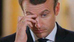 شب تلخ ماکرون در «استاد دو فرانس» +فیلم