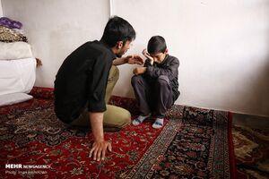 فیلم/ روایت فرزند طلبه همدانی از روز حادثه