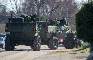 ارتش کانادا هم به مناطق سیل زده رفت