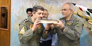 سرهنگ «بهمن بهمرد» فرمانده پایگاه هوایی وحدتی دزفول شد