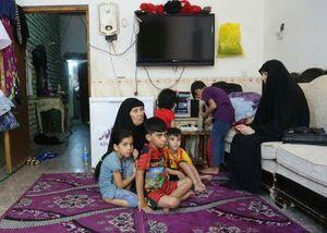 شهادت سه برادر به دست تروریستهای القاعده +عکس