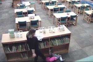 فیلم/ اقدام خشن معلم که منجر به اخراجش شد!
