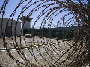 تصاویری تکاندهنده از داخل زندان آمریکایی