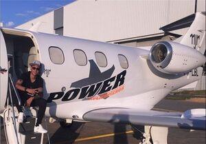 هواپیما و هلیکوپتر نیمار در برزیل توقیف شد