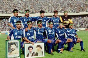 عکس/ استقلال، فینال جام باشگاههای آسیا