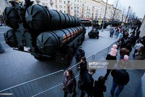 آمادگی برای رژه روز پیروزی در مسکو