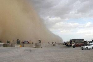 فیلم/ طوفان شِن مرگبار در عراق