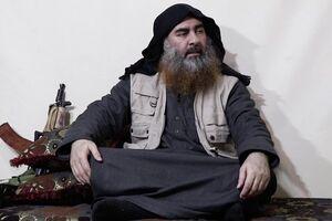 ظهور دوباره سرکرده داعش