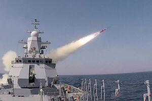 فیلم/ آزمایش موشک جدید ضدکشتی روسیه