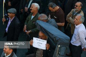 عکس/ تجمع کارگران به مناسبت روز کارگر