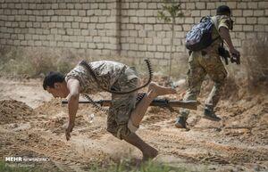 درگیری ها در لیبی