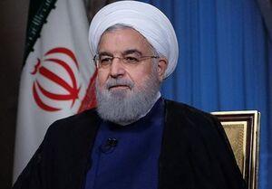 فیلم/ روحانی: با صرفهجویی مردم، بنزین را صادر میکنیم