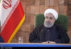 عکس/ سفر روحانی به کرمانشاه