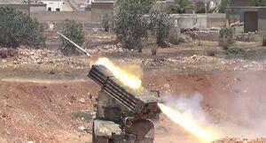 آخرین تحولات میدانی شمال سوریه/ زهر چشم نیروهای سوری از تروریستها در استانهای حماه و ادلب + نقشه میدانی و عکس