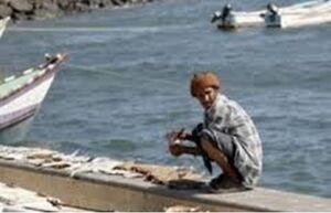 ربوده شدن ۱۵۰ صیاد یمنی در دریای سرخ