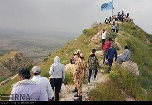 اعزام گروههای راهیاننور به یادمانهای مناطق عملیاتی متوقف شد
