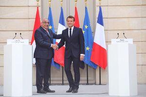 عکس/ سفر نخست وزیر عراق به فرانسه