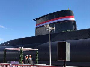 مصر زیردریایی جدید تحویل گرفت+عکس