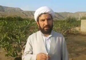 فیلم/ درخواست امام جمعه معمولان از مسئولین و جهادگران