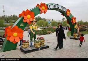 عکس/ جشنواره گل و گیاه در ارومیه