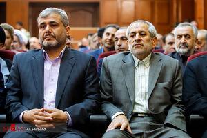 عکس/ تکریم و معارفه دادستان عمومی و انقلاب تهران