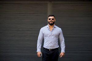 امیر علیاکبری به سازمان UFC پیوست +عکس