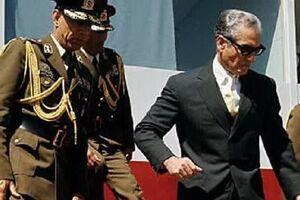افتضاح نیروی دریایی در مقابل محمدرضا پهلوی