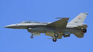 عراق 5 فروند اف 16 از آمریکا دریافت کرد