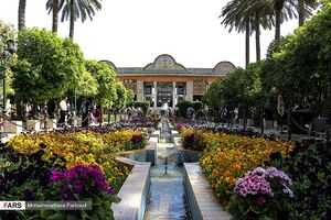 عکس/ ۱۵ اردیبهشت، به نام « شیراز »